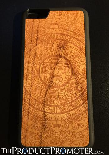 carved-iphone-6-plus-aztec-calendar-wood-impression