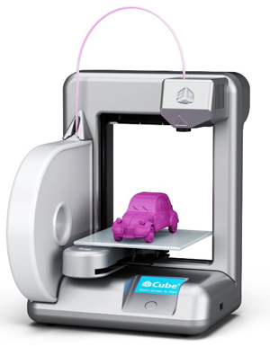 cubify-cube-3d-printer-toy-car